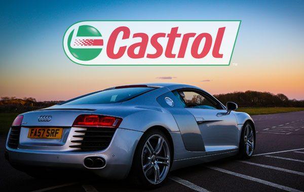 Castrol Stunt Driver