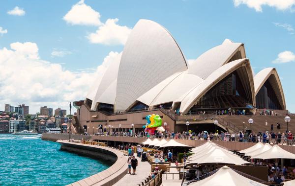 Chinese New Year -Tourism Australia