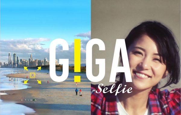 Giga Selfie – Tourism Australia