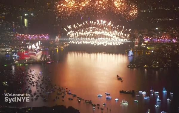 Sydney New Year 2016
